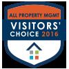 Visitors' Choice Award